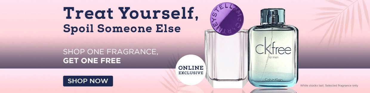 Buy One Get Free Fragrance