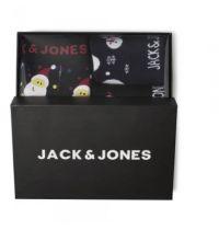 Jack Snowmen Giftbox Black