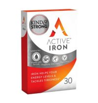 Active Iron Capsuels