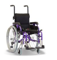 Aktiv X6 Paediatric Aluminium Wheelchair (Self Propelling)