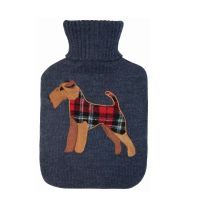 Aroma Home Terrier 2L Hot Water Bottle