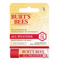 Burt's Bees All Weather SPF15 Lip balm