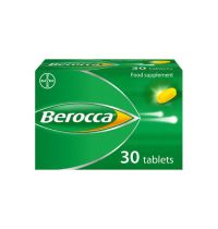 Berocca Film Coated Tablets