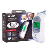 Braun Thermoscan 7 Age 6520 Precision Thermometer
