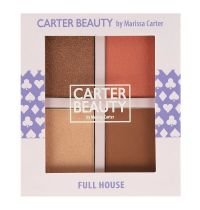 Carter Beauty Full House Mixed Face Palette
