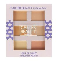 Carter Beauty Out Of Sight Concealer Palette