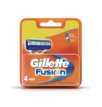 Gillette Fusion Manual Blades 4S