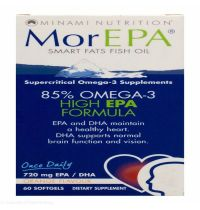 Morepa Smart Fats Capsules S500