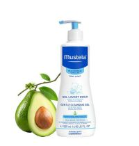 Mustela Gentle Cleansing Gel 500Ml Original