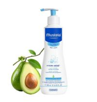 Mustela Hydrabebe Body Lotion 300Ml