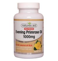 Natures Aid Evening Promrose Oil 1000MG