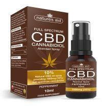 Natures Aid Natures Aid Cbd Oil 10% Spray