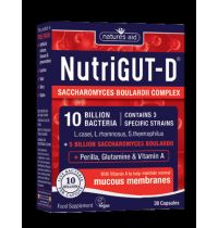Natures Aid Nutri-Gut D (10 Billion Bacteria)