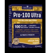 Natures Aid Pro-100 Ultra (100 Billion Bacteria)