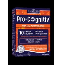 Natures Aid Pro-Cognitiv (10 Billion Bacteria)