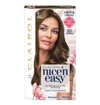 Nice & Easy 6 Natural Med Light Brown