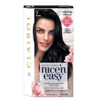 Nice & Easy Natural Black 2 Permanent Hair Dye