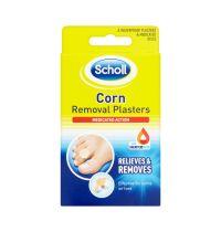 Scholl Corn Removal Plasters Waterproof