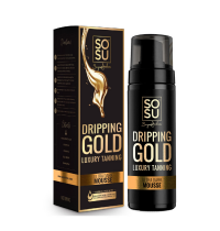 SOSU Dripping Gold Ultra Dark Tanning Mousse