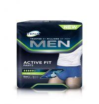 Tena For Men Active Fit Pants Large 8S