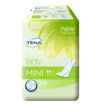 Tena Lady Discreet Mini Pads 20