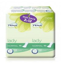 Tena Lady Normal (Duo) - 24 Pads
