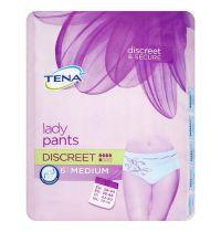 Tena Lady Pants Discreet Medium 6 Pack
