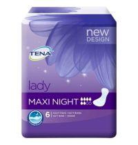 Tena Maxi Night 6 Pack