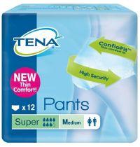 Tena Super Pants Super 12 Pack