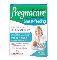 Vitabiotics Pregnacare Breast Feed Tablets