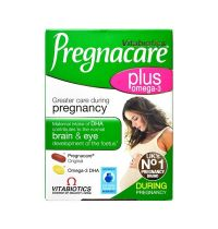 Vitabiotics Pregnacare Plus Tablets