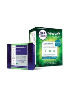 Revive Active 30's With Free Master Mind 7s
